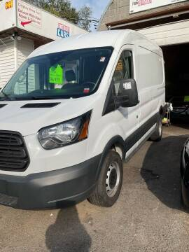 2017 Ford Transit Cargo for sale at White River Auto Sales in New Rochelle NY