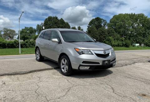 2012 Acura MDX for sale at InstaCar LLC in Independence MO