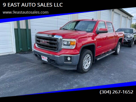 2014 GMC Sierra 1500 for sale at 9 EAST AUTO SALES LLC in Martinsburg WV