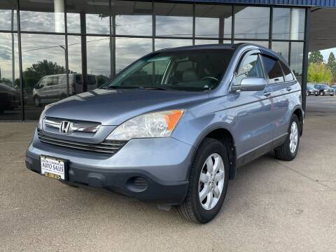 2008 Honda CR-V for sale at South Commercial Auto Sales in Salem OR