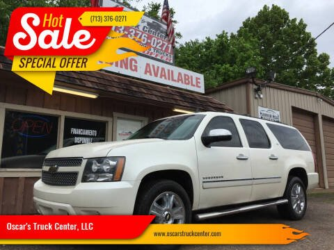 2009 Chevrolet Suburban for sale at Oscar's Truck Center, LLC in Houston TX