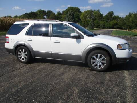 2008 Ford Taurus X for sale at Crossroads Used Cars Inc. in Tremont IL
