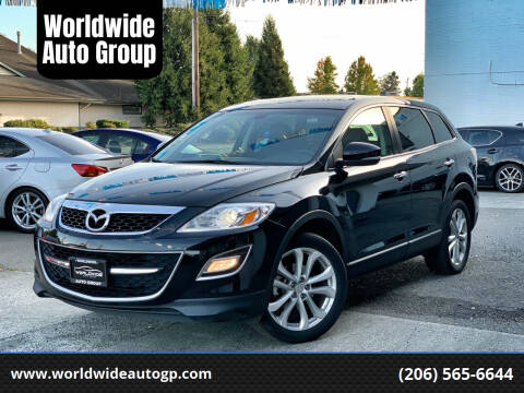 2011 Mazda CX-9 for sale at Worldwide Auto Group in Auburn WA