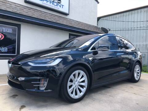 2016 Tesla Model X for sale at Upfront Automotive Group in Debary FL