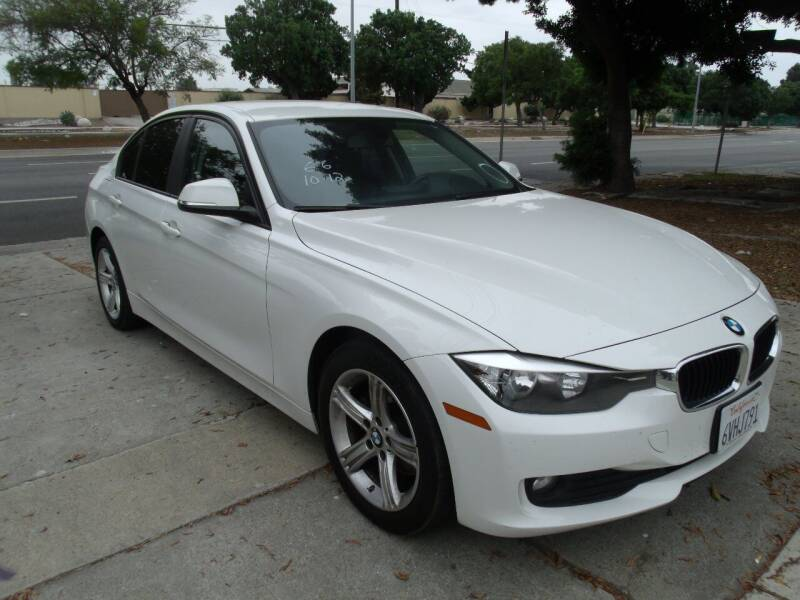 2014 BMW 3 Series for sale at Hollywood Auto Brokers in Los Angeles CA