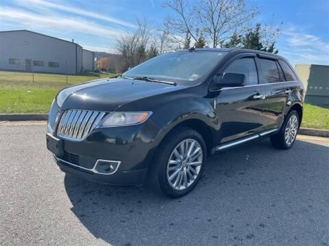 2011 Lincoln MKX for sale at CarXpress in Fredericksburg VA