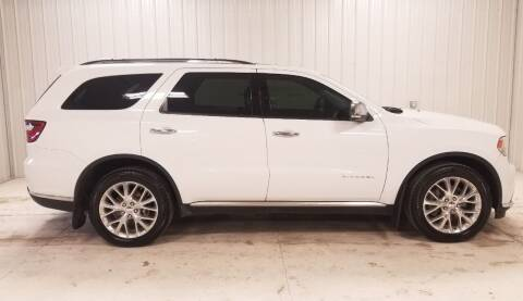2014 Dodge Durango for sale at Ubetcha Auto in St. Paul NE