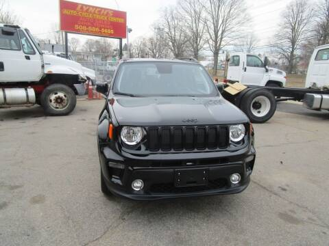 2019 Jeep Renegade for sale at Lynch's Auto - Cycle - Truck Center in Brockton MA