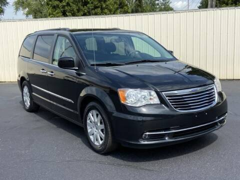 2016 Chrysler Town and Country for sale at Miller Auto Sales in Saint Louis MI
