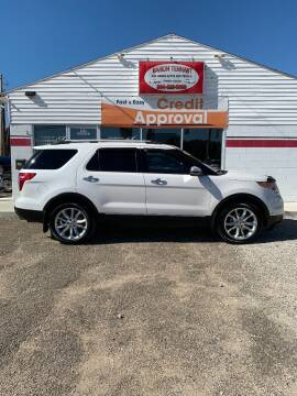 2011 Ford Explorer for sale at MARION TENNANT PREOWNED AUTOS in Parkersburg WV