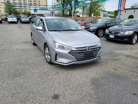 2020 Hyundai Elantra for sale at Car One in Essex MD