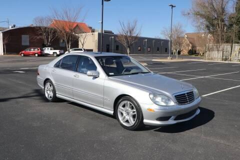 2006 Mercedes-Benz S-Class for sale at Auto Collection Of Murfreesboro in Murfreesboro TN