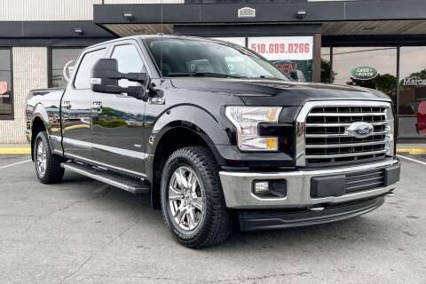 2017 Ford F-150 for sale at Michaels Auto Plaza in East Greenbush NY