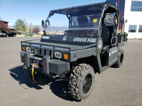 2020 Massimo WARRIOR 1000X for sale at Snyder Motors Inc in Bozeman MT