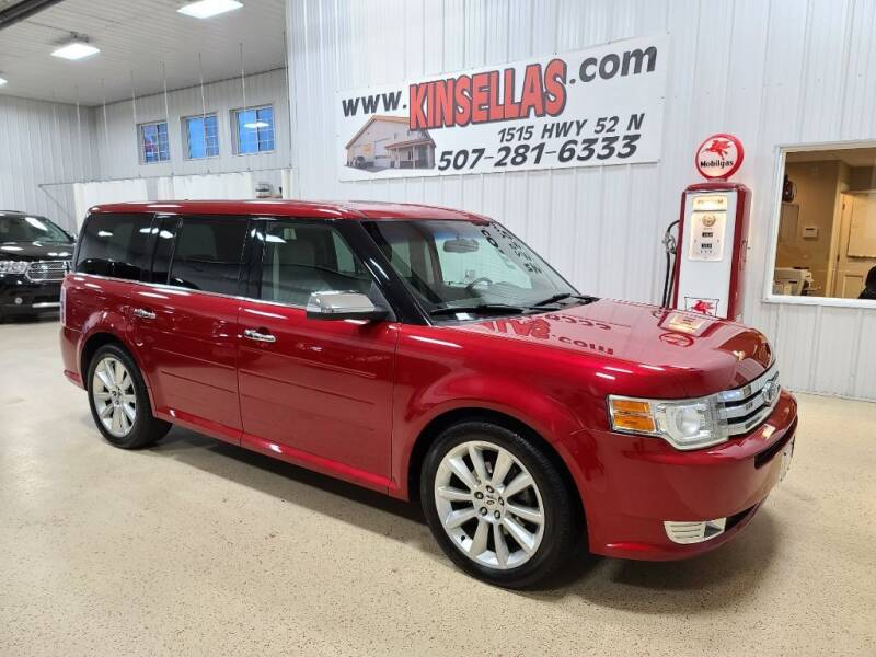 2010 Ford Flex for sale at Kinsellas Auto Sales in Rochester MN