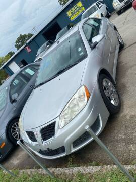 2010 Pontiac G6 for sale at Car Barn of Springfield in Springfield MO