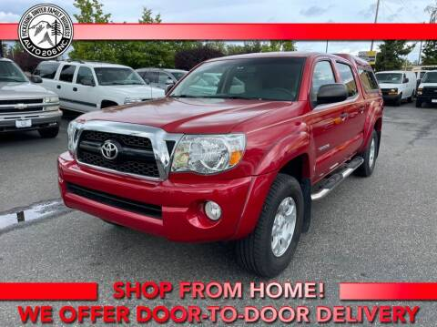 2011 Toyota Tacoma for sale at Auto 206, Inc. in Kent WA