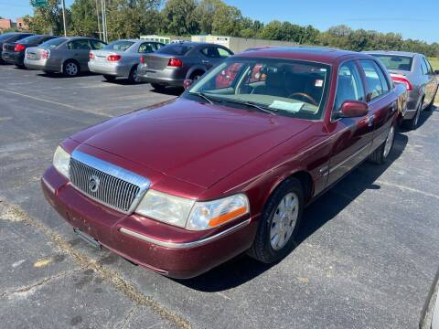 2004 Mercury Grand Marquis for sale at Sartins Auto Sales in Dyersburg TN
