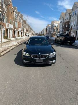 2012 BMW 5 Series for sale at Pak1 Trading LLC in South Hackensack NJ
