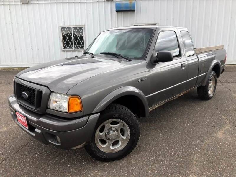 2004 Ford Ranger for sale at STATELINE CHEVROLET BUICK GMC in Iron River MI