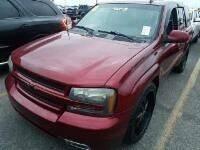 2007 Chevrolet TrailBlazer for sale at Select AWD in Provo UT