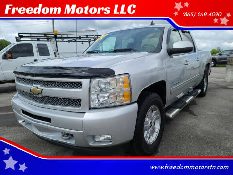 2011 Chevrolet Silverado 1500 for sale at Freedom Motors LLC in Knoxville TN