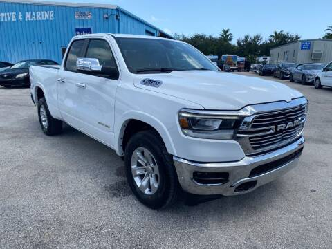 2020 RAM Ram Pickup 1500 for sale at DELRAY AUTO MALL in Delray Beach FL