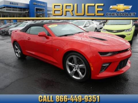 2017 Chevrolet Camaro for sale at Medium Duty Trucks at Bruce Chevrolet in Hillsboro OR