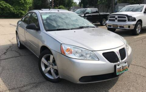 2007 Pontiac G6 for sale at A & B Motors in Wayne NJ