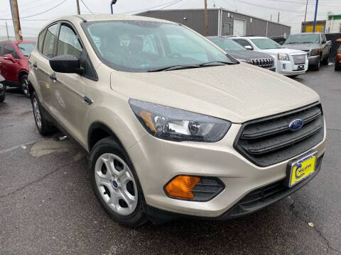 2018 Ford Escape for sale at New Wave Auto Brokers & Sales in Denver CO
