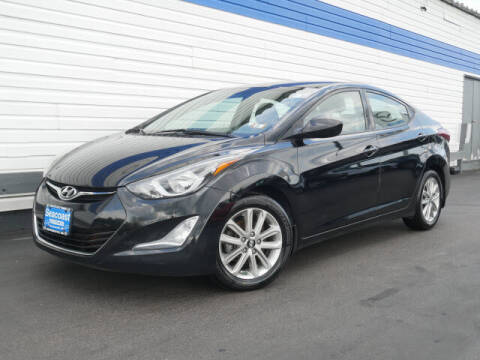 2015 Hyundai Elantra for sale at The Yes Guys in Portsmouth NH