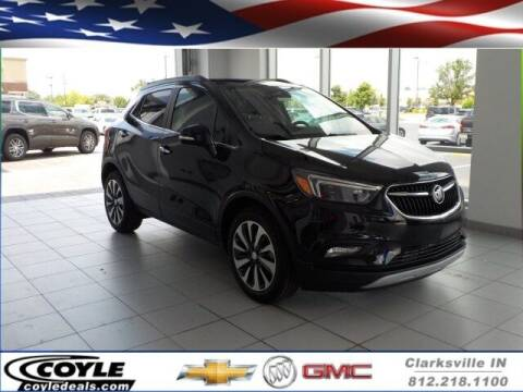 2019 Buick Encore for sale at COYLE GM - COYLE NISSAN in Clarksville IN