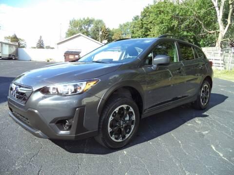 2021 Subaru Crosstrek for sale at Niewiek Auto Sales in Grand Rapids MI