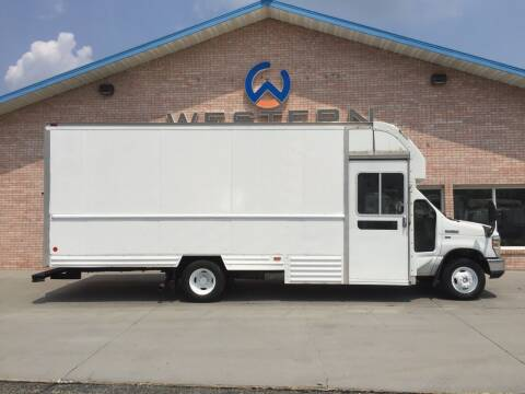 2009 Ford Delivery Van for sale at Western Specialty Vehicle Sales in Braidwood IL