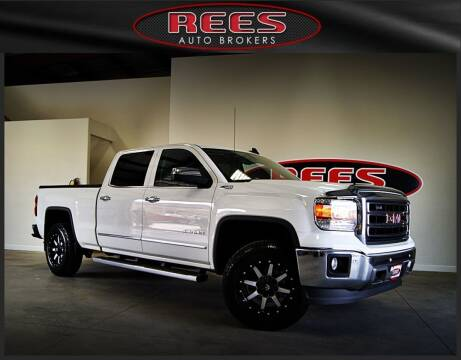 2015 GMC Sierra 1500 for sale at REES AUTO BROKERS in Washington UT