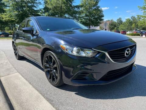 2015 Mazda MAZDA6 for sale at LA 12 Motors in Durham NC