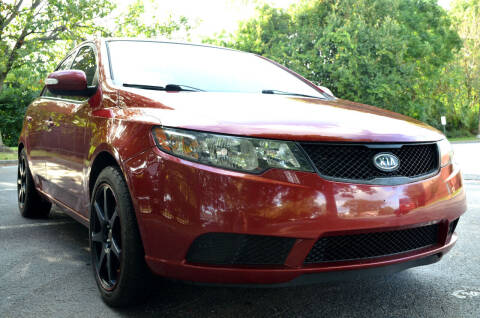 2010 Kia Forte for sale at Wheel Deal Auto Sales LLC in Norfolk VA