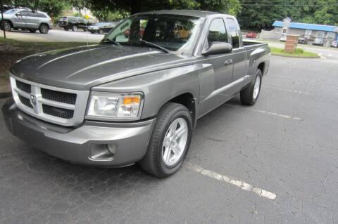 2008 Dodge Dakota for sale at Key Auto Center in Marietta GA