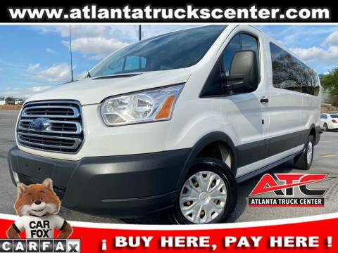 2017 Ford Transit Passenger for sale at ATLANTA TRUCK CENTER LLC in Brookhaven GA
