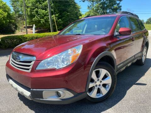 2011 Subaru Outback for sale at Gwinnett Luxury Motors in Buford GA