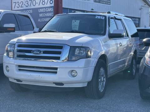 2013 Ford Expedition EL for sale at My Car Auto Sales in Lakewood NJ