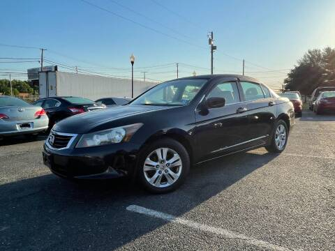 2008 Honda Accord for sale at GORDON'S ELITE 2 in Aberdeen MD