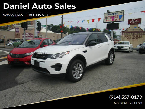 2018 Land Rover Discovery Sport for sale at Daniel Auto Sales in Yonkers NY