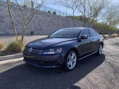2013 Volkswagen Passat for sale at Autos by Jeff Tempe in Tempe AZ