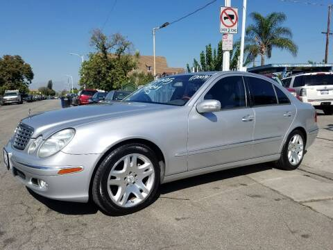 2003 Mercedes-Benz E-Class for sale at Olympic Motors in Los Angeles CA