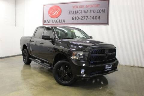 2017 RAM Ram Pickup 1500 for sale at Battaglia Auto Sales in Plymouth Meeting PA