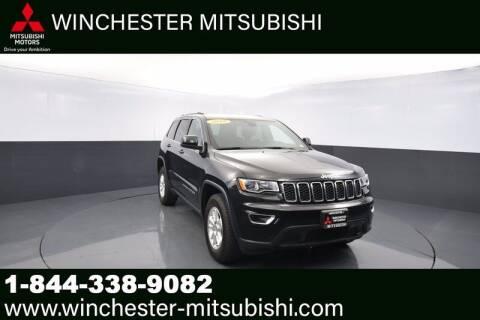 2019 Jeep Grand Cherokee for sale at Winchester Mitsubishi in Winchester VA