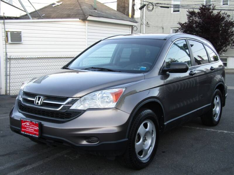 2011 Honda CR-V for sale at The Auto Network in Lodi NJ