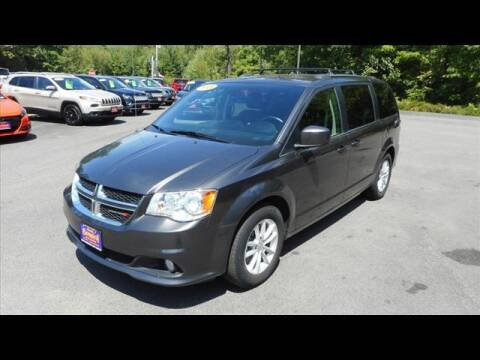 2019 Dodge Grand Caravan for sale at North Berwick Auto Center in Berwick ME