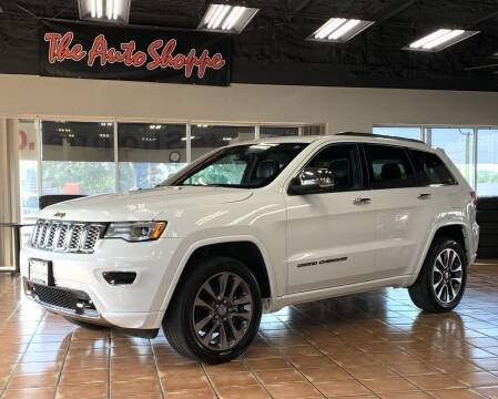 2017 Jeep Grand Cherokee for sale at The Auto Shoppe in Springfield MO